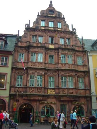 Romantik-Hotel Ritter